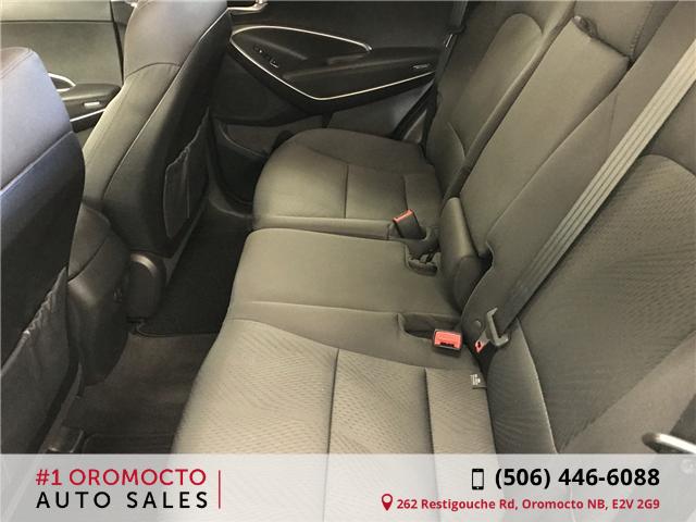 2018 Hyundai Santa Fe Sport 2.4 SE (Stk: 529) in Oromocto - Image 8 of 16