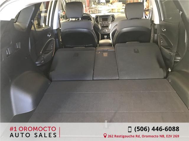 2018 Hyundai Santa Fe Sport 2.4 SE (Stk: 529) in Oromocto - Image 7 of 16