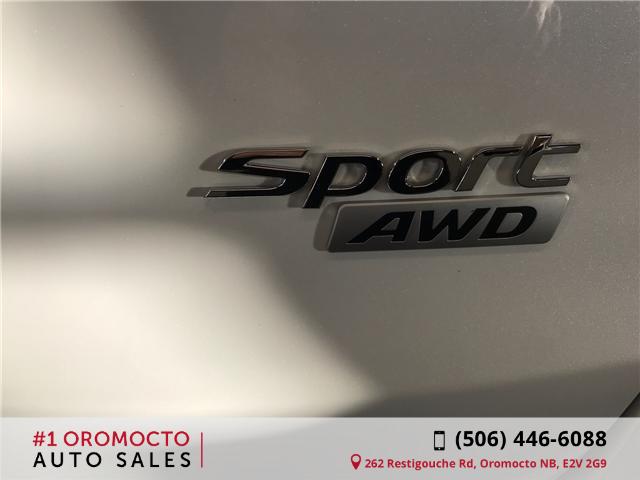 2018 Hyundai Santa Fe Sport 2.4 SE (Stk: 529) in Oromocto - Image 11 of 16
