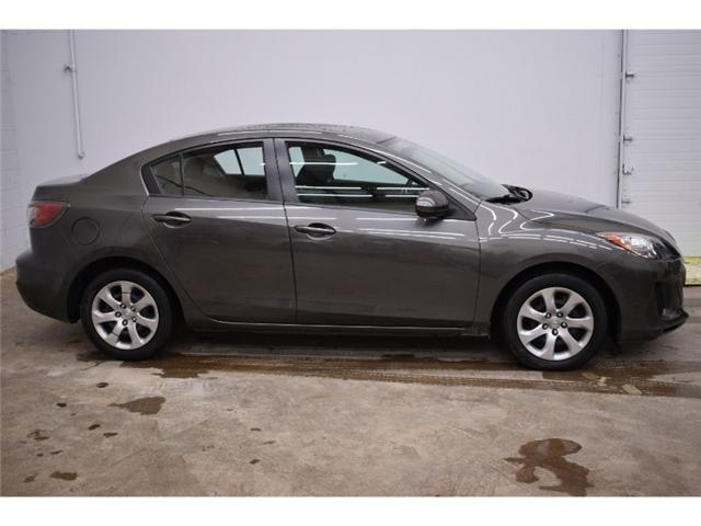 2013 Mazda Mazda3 GX- SAT RADIO READY * CRUISE * LOW KM (Stk: B2908) in Kingston - Image 1 of 30