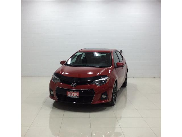 2015 Toyota Corolla S (Stk: P5062) in Sault Ste. Marie - Image 1 of 13