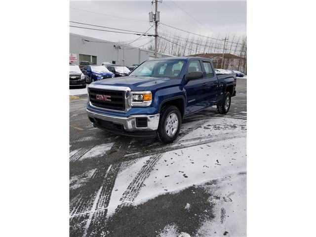 2015 GMC Sierra 1500 Double Cab 4WD (Stk: p18-234) in Dartmouth - Image 1 of 11