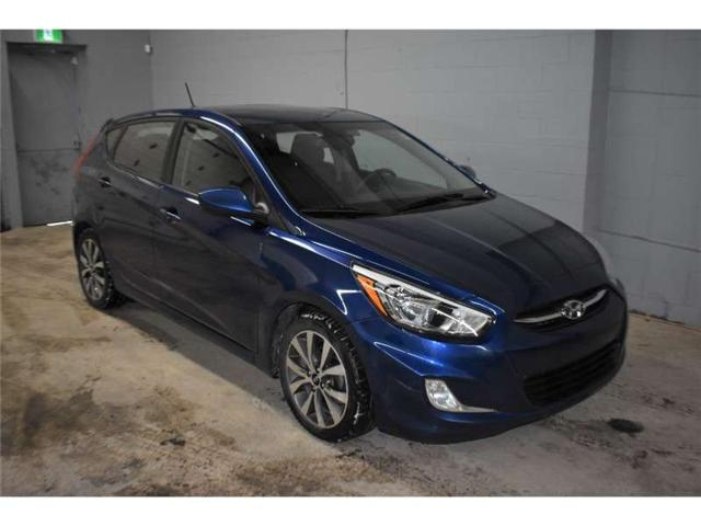 2017 Hyundai Accent SE- HEATED SEATS * SUNROOF * HANDSFREE (Stk: B2949) in Napanee - Image 2 of 28