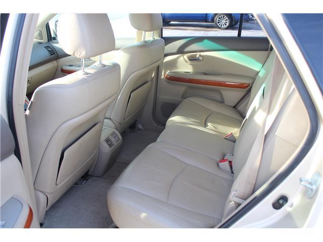 2007 Lexus RX 350 Base (Stk: P1558) in Regina - Image 14 of 15