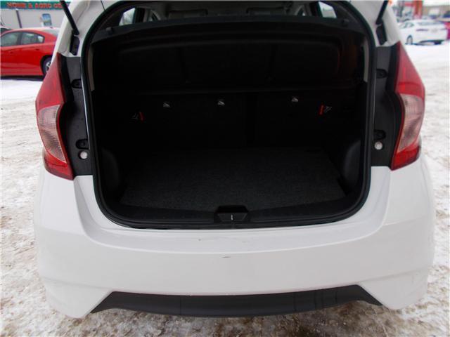 2017 Nissan Versa Note 1.6 S (Stk: B1828) in Prince Albert - Image 21 of 22