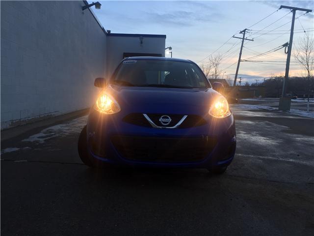 2017 Nissan Micra SV (Stk: D1160) in Regina - Image 2 of 15
