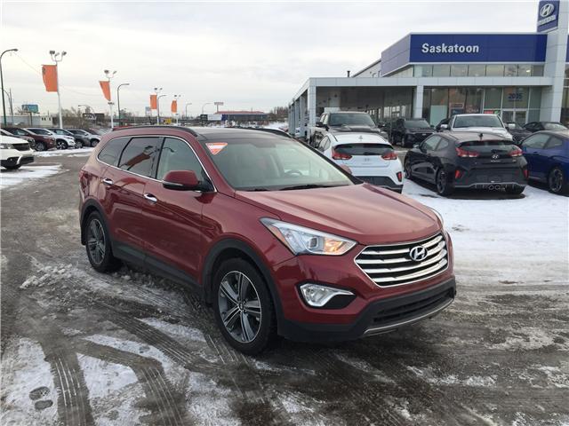 2016 Hyundai Santa Fe XL Limited (Stk: B7178) in Saskatoon - Image 1 of 26
