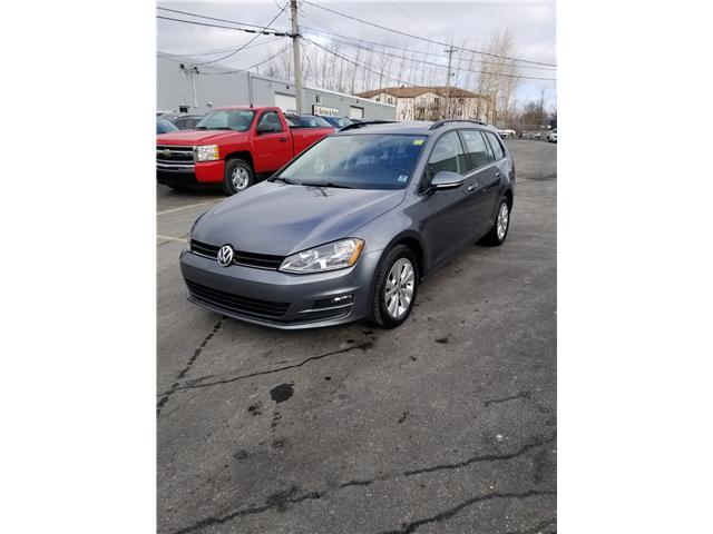 2015 Volkswagen Golf TSI S 6A (Stk: p18-238) in Dartmouth - Image 1 of 14