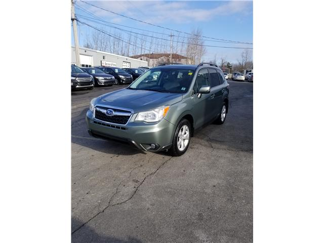 2014 Subaru Forester 2.5i Touring (Stk: p18-237) in Dartmouth - Image 1 of 13