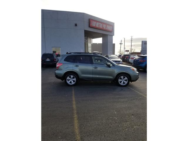 2014 Subaru Forester 2.5i Touring (Stk: p18-237) in Dartmouth - Image 4 of 13