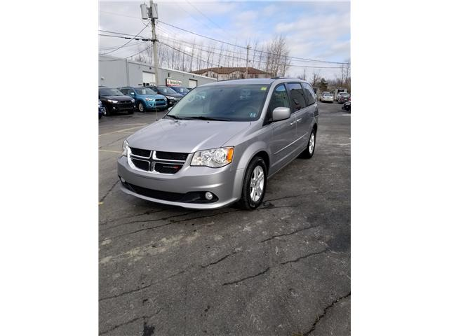 2017 Dodge Grand Caravan Crew plus (Stk: p18-242) in Dartmouth - Image 1 of 13
