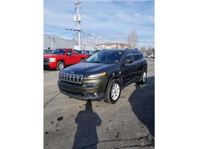 2015 Jeep Cherokee Latitude 4WD North (Stk: p18-235) in Dartmouth - Image 1 of 15