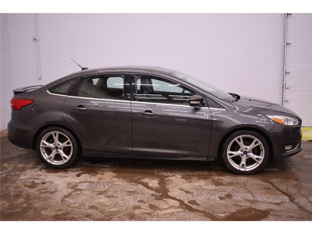 2016 Ford Focus Titanium- NAV * BACKUP CAM * HEATED SEATS  (Stk: B2923) in Kingston - Image 1 of 30