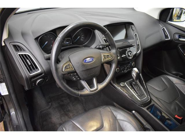 2016 Ford Focus Titanium- NAV * BACKUP CAM * HEATED SEATS  (Stk: B2923) in Kingston - Image 2 of 30