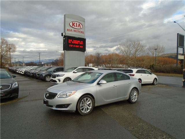 2016 Buick Regal Base (Stk: L1258A) in Cranbrook - Image 1 of 15