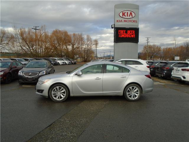 2016 Buick Regal Base (Stk: L1258A) in Cranbrook - Image 2 of 15