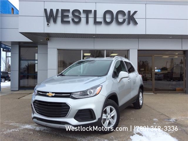 2018 Chevrolet Trax LT (Stk: T1840) in Westlock - Image 1 of 22