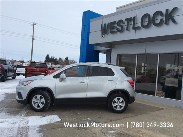 2018 Chevrolet Trax LT (Stk: T1840) in Westlock - Image 2 of 22