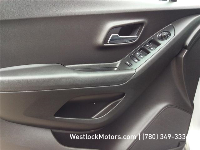 2018 Chevrolet Trax LT (Stk: T1840) in Westlock - Image 13 of 22