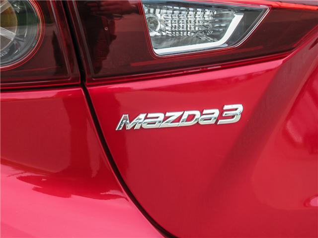 2017 Mazda Mazda3  (Stk: P4226) in Ajax - Image 18 of 21