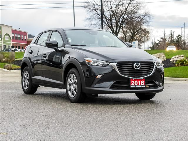 2018 Mazda CX-3 GX (Stk: T437) in Ajax - Image 3 of 19