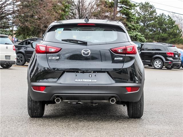 2018 Mazda CX-3 GX (Stk: T437) in Ajax - Image 6 of 19