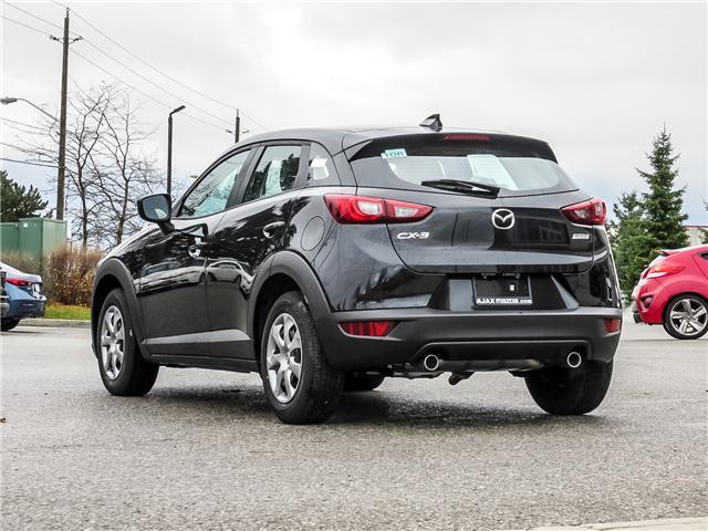 2018 Mazda CX-3 GX (Stk: T437) in Ajax - Image 7 of 19