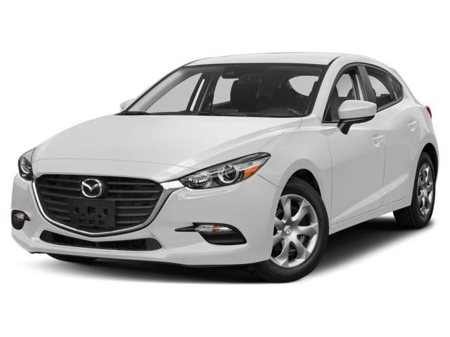 2018 Mazda Mazda3 Sport GX (Stk: T1184) in Ajax - Image 1 of 9