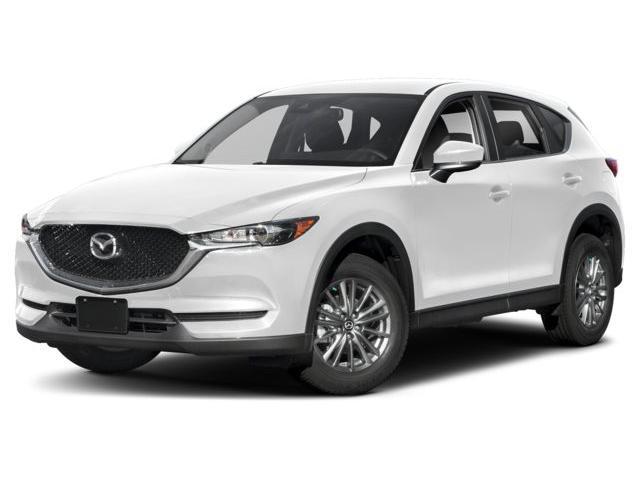 2018 Mazda CX-5 GS (Stk: T1277) in Ajax - Image 1 of 9