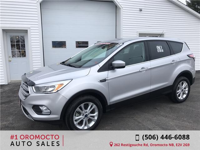 2017 Ford Escape SE (Stk: 194) in Oromocto - Image 2 of 18