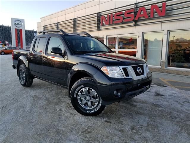 2019 Nissan Frontier PRO-4X (Stk: 9F7410) in Whitehorse - Image 1 of 26