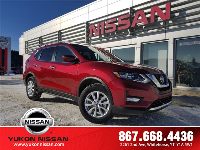 2018 Nissan Rogue SV (Stk: P1044) in Whitehorse - Image 1 of 23