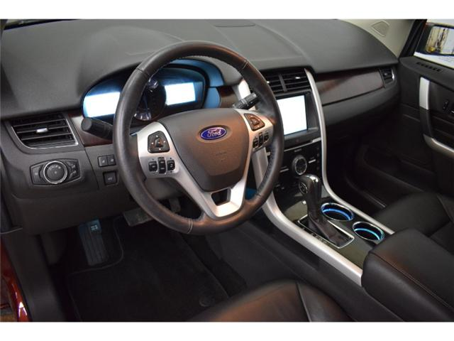 2014 Ford Edge Limited- BACKUP CAM * HEATED SEATS * LEATHER  (Stk: B2816A) in Kingston - Image 2 of 30