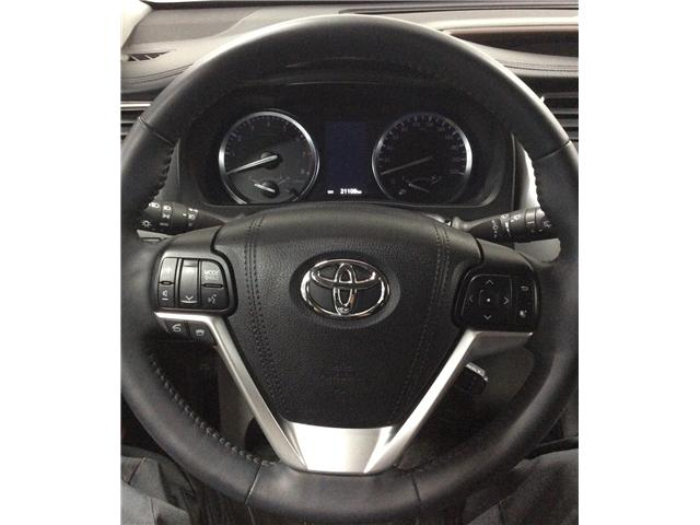 2016 Toyota Highlander Limited (Stk: P5067) in Sault Ste. Marie - Image 9 of 13