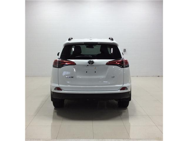 2018 Toyota RAV4 LE (Stk: T18214A) in Sault Ste. Marie - Image 4 of 13