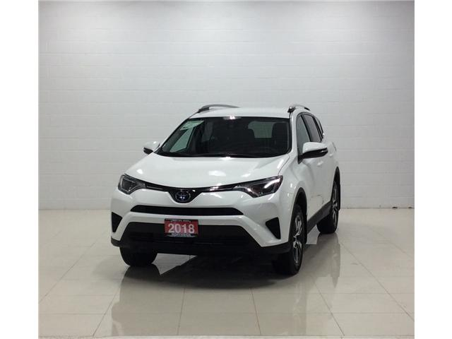 2018 Toyota RAV4 LE (Stk: T18214A) in Sault Ste. Marie - Image 1 of 13