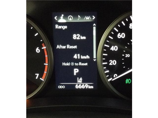 2018 Lexus NX 300 Base (Stk: P5049A) in Sault Ste. Marie - Image 10 of 14