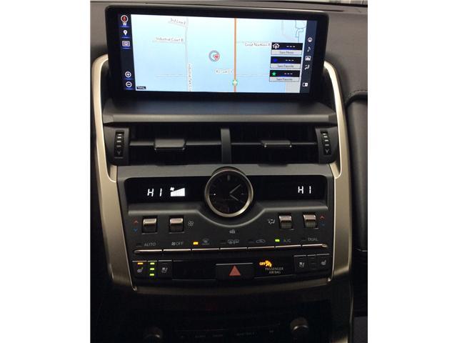 2018 Lexus NX 300 Base (Stk: P5049A) in Sault Ste. Marie - Image 11 of 14