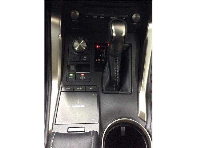 2018 Lexus NX 300 Base (Stk: P5049A) in Sault Ste. Marie - Image 13 of 14