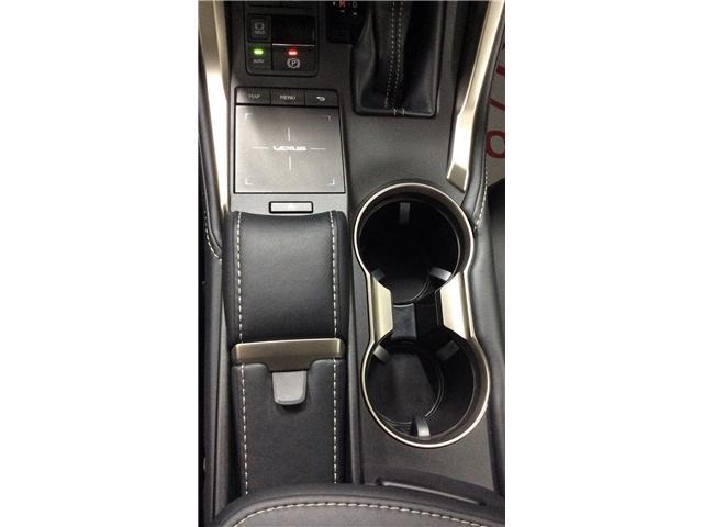 2018 Lexus NX 300 Base (Stk: P5049A) in Sault Ste. Marie - Image 14 of 14
