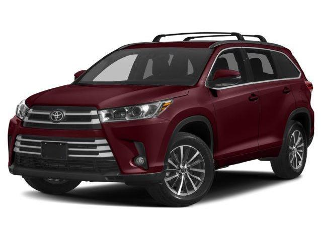 2019 Toyota Highlander XLE (Stk: 570987) in Brampton - Image 1 of 9
