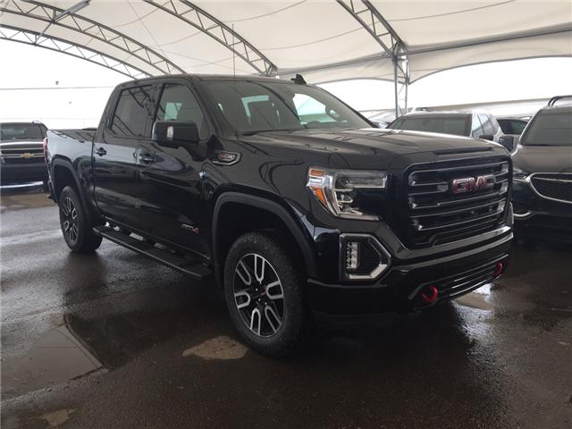 2019 GMC Sierra 1500 AT4 (Stk: 170212) in AIRDRIE - Image 1 of 26