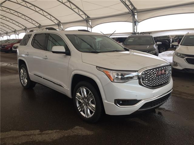 2019 GMC Acadia Denali (Stk: 170094) in AIRDRIE - Image 1 of 26