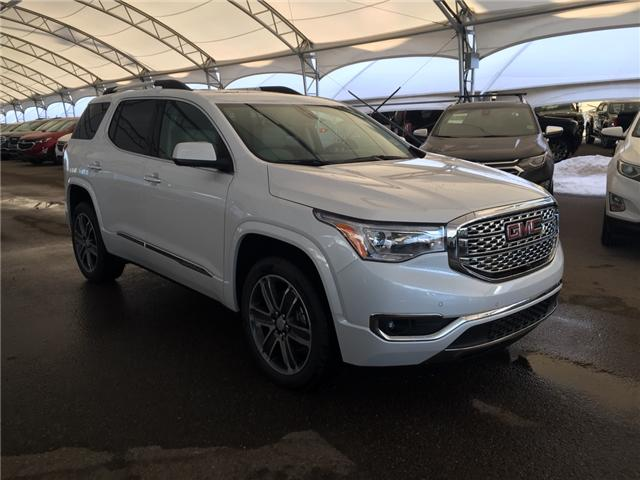2019 GMC Acadia Denali (Stk: 169638) in AIRDRIE - Image 1 of 27