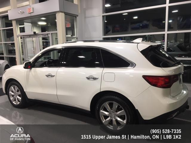 2016 Acura MDX Elite Package (Stk: 1612040) in Hamilton - Image 3 of 32