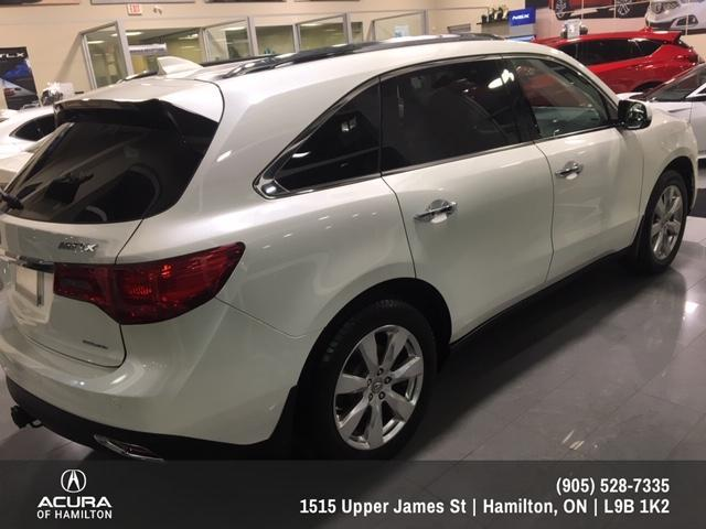 2016 Acura MDX Elite Package (Stk: 1612040) in Hamilton - Image 4 of 32