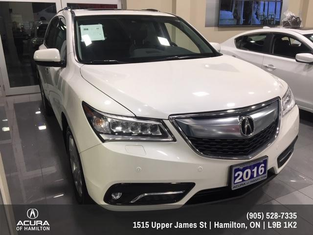 2016 Acura MDX Elite Package (Stk: 1612040) in Hamilton - Image 5 of 32
