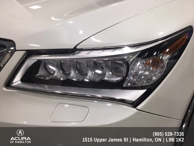 2016 Acura MDX Elite Package (Stk: 1612040) in Hamilton - Image 6 of 32