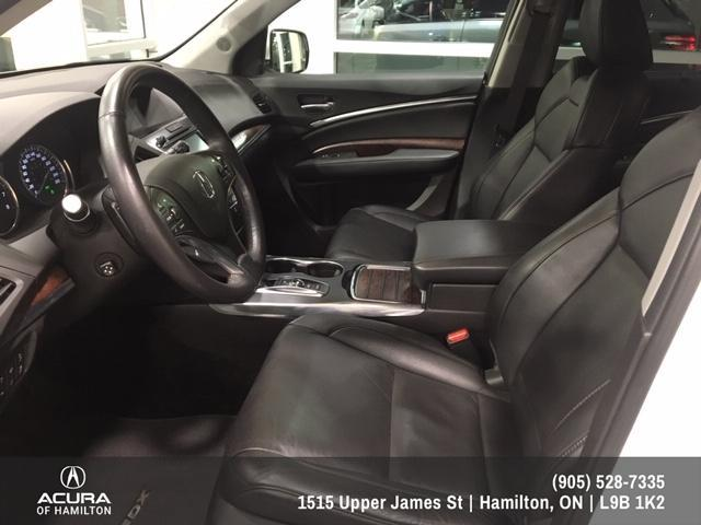 2016 Acura MDX Elite Package (Stk: 1612040) in Hamilton - Image 10 of 32