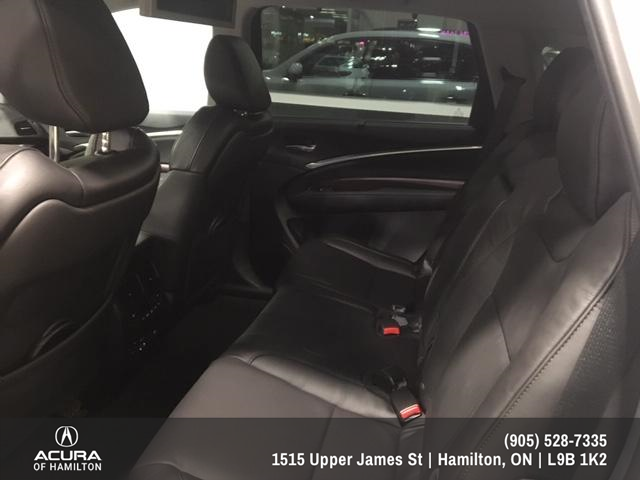 2016 Acura MDX Elite Package (Stk: 1612040) in Hamilton - Image 11 of 32